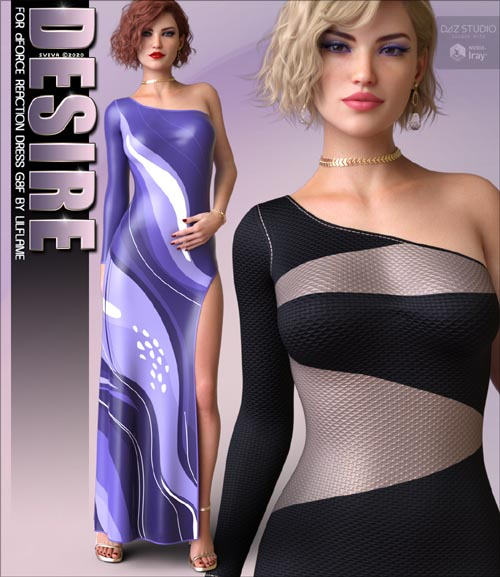 Desire for dForce Reaction Dress