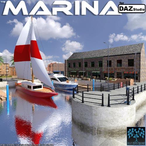 Marina for Daz Studio