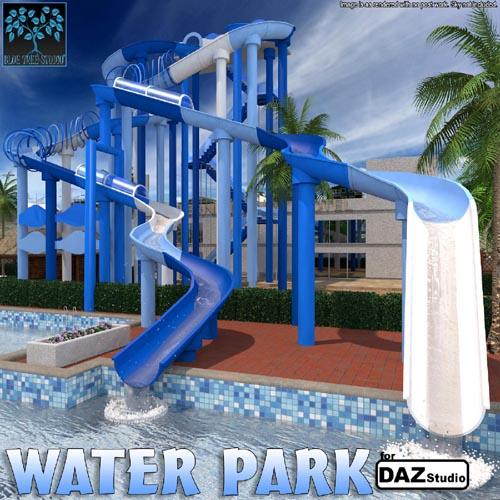 Water Park for Daz Studio
