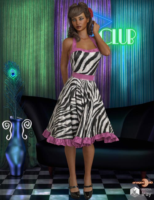 VERSUS - Savoy dForce dress for G8F