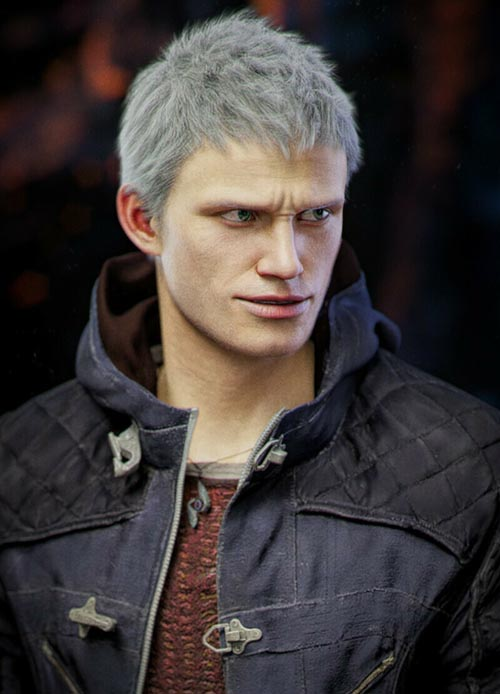 Nero DMC5 for Genesis 8 Male