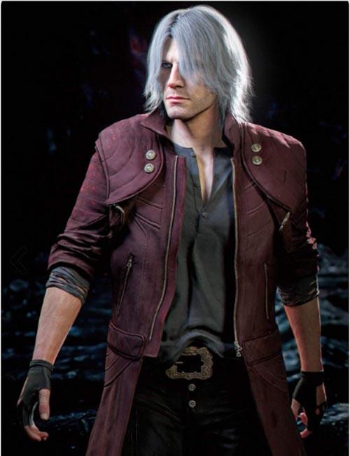 Dante Devil May Cry 5 Bundle For Genesis 8 Male