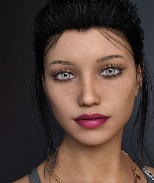 MbM Penelope for Genesis 3 and 8 Female