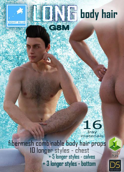 Long Body Hair G8M