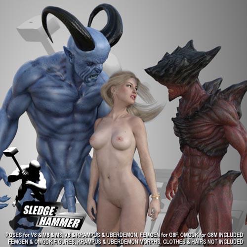 Demon Team Attack For G8