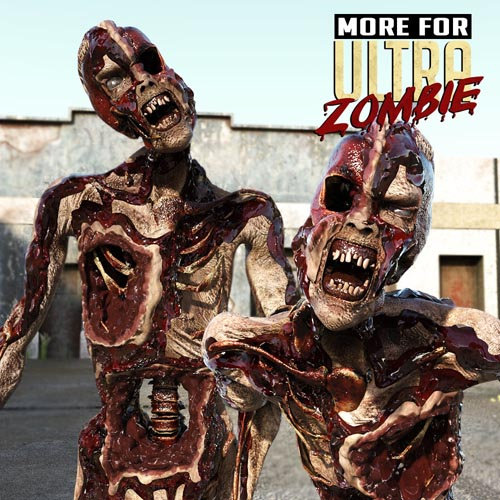 MORE for Ultra Zombie G8F
