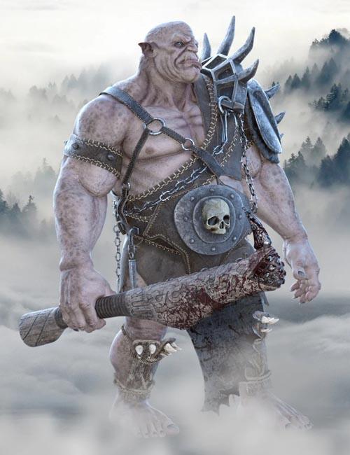 Brutal Axes for Ogre HD