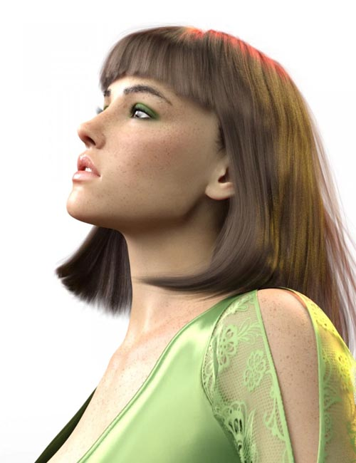 Jay HD for Genesis 8 Female