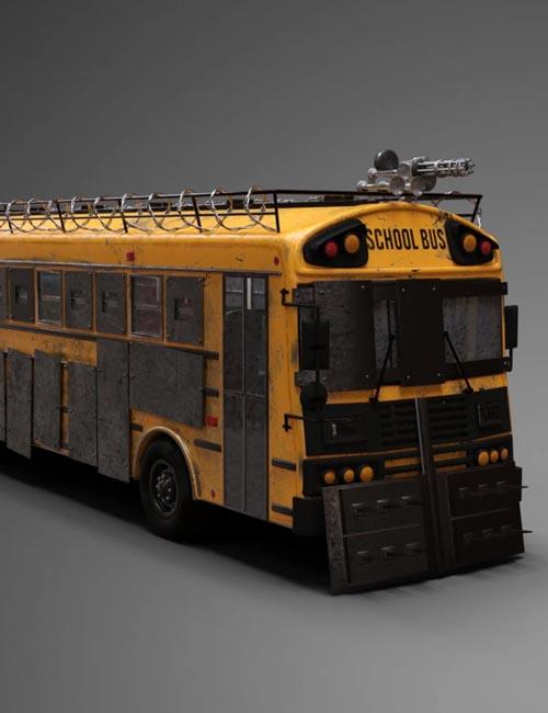FG Zombie Bus