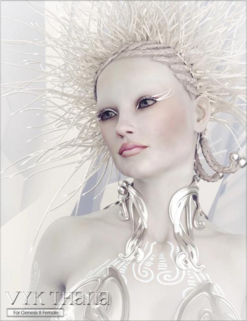 VYK Thana for Genesis 8 Female
