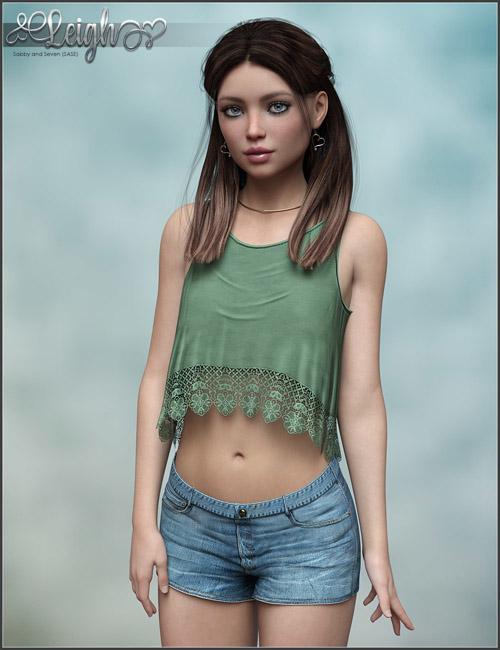 SASE Leigh for Genesis 8
