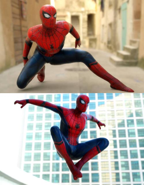 Spider-Man Home Coming Genesis 2 Male