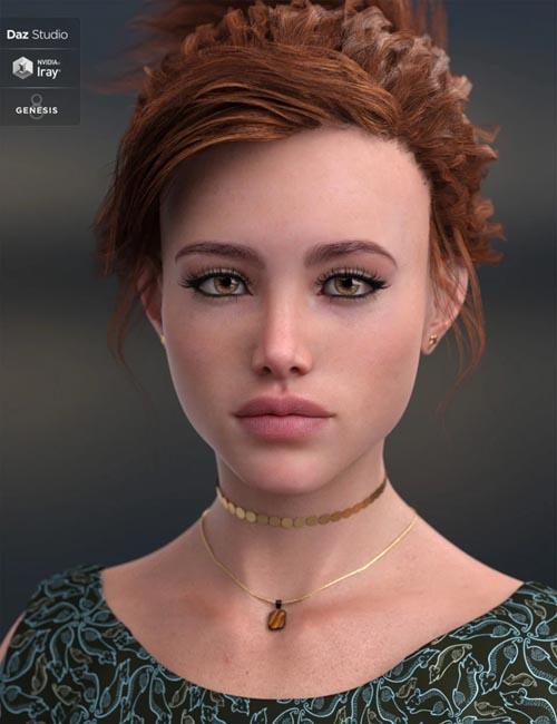 Natia for Genesis 8 Female