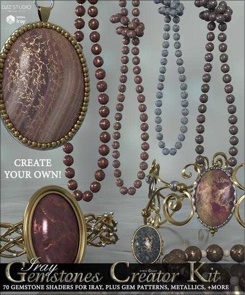 SV's Iray Gemstones Creator Kit