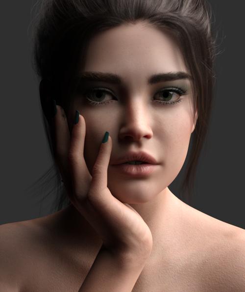LA Rebecca for Genesis 8 Female
