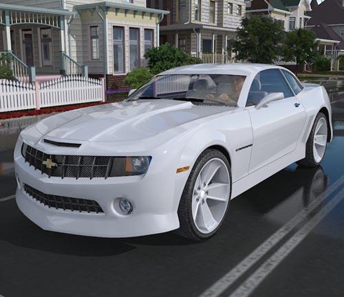 2009 Chevy Camaro