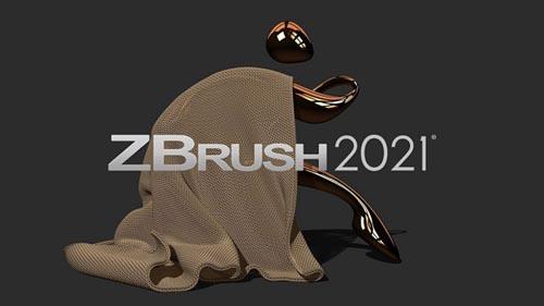 Pixologic Zbrush 2021.1.1 Win/Mac x64