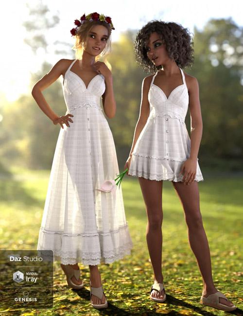 dForce Sunny Days 2 for Genesis 8 Female(s)