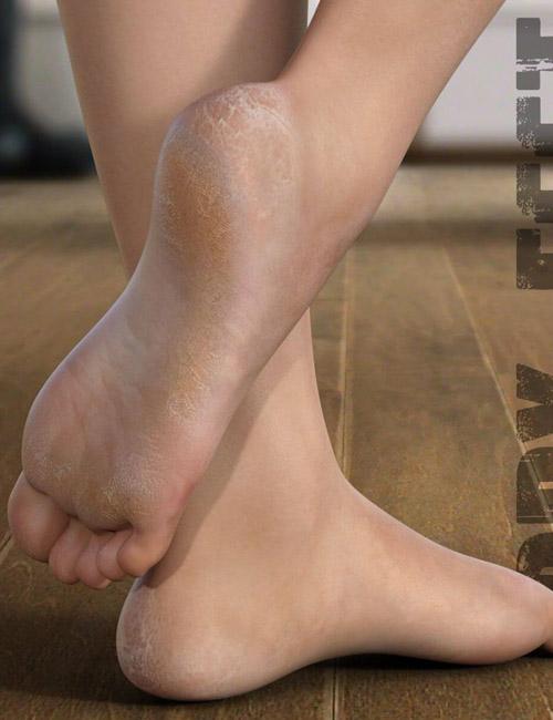 Genesis Foot Details Bundle