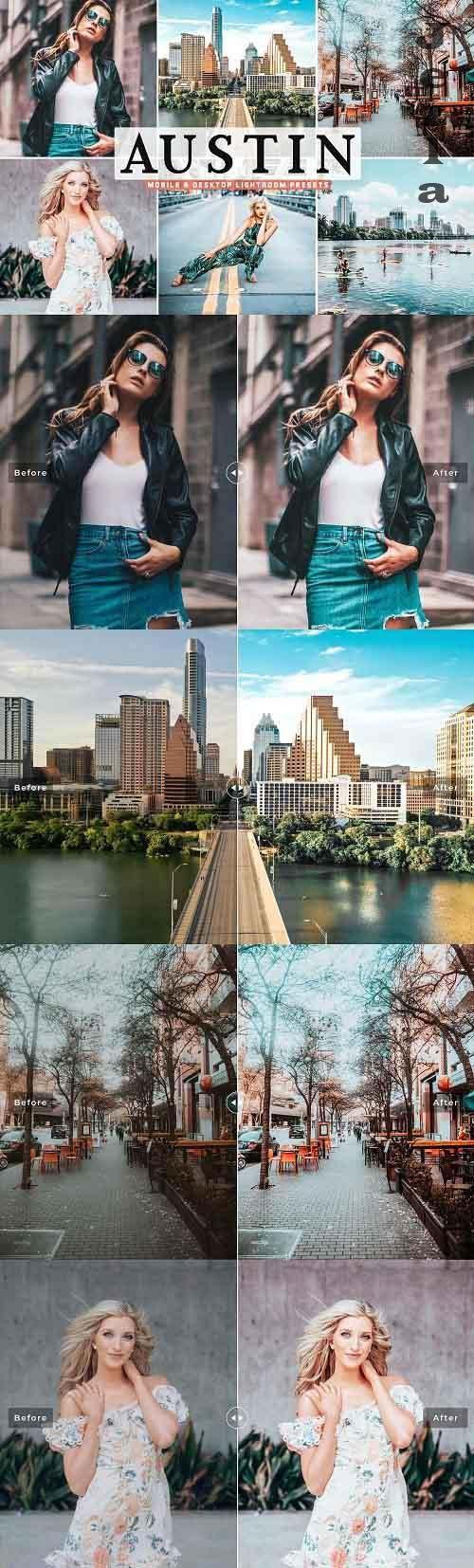 Austin Pro Lightroom Presets - 5342720 - Mobile & Desktop