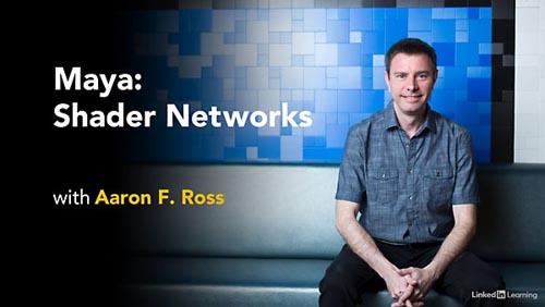 Lynda – Maya: Shader Networks