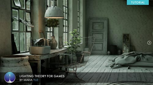Artstation – Lighting Theory for Games – Maria Yue