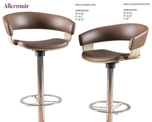Barstool & Counter Stool Mollie Allermuir