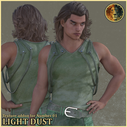Light Dust for Lyones Number 01 outfit