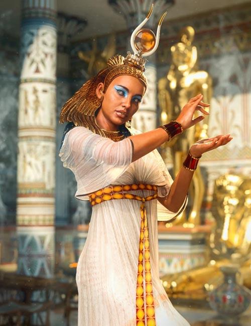 Twosret 8 Pharaoh Living Bundle
