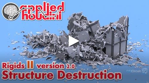 CGCircuit – Applied Houdini – Rigids II – v2.0