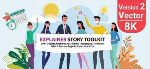 Videohive - Story Maker Explainer Toolkit V2 - 25220783