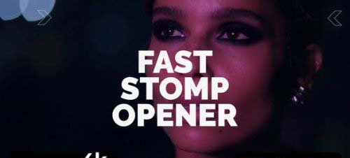 Videohive - Fast Stopm Opener-5 in 1 - 27969740