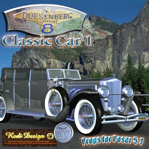 Duesenberg, Classic Car 1