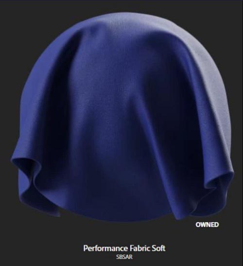 Substance Source 17 - 30 Fabrics