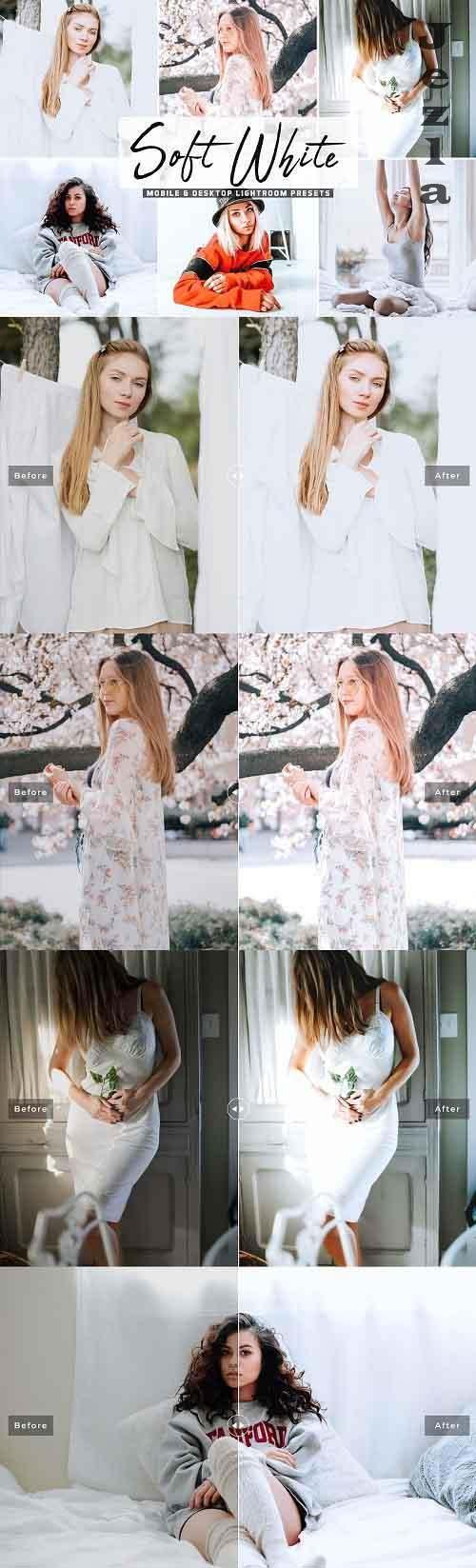 Soft White Pro Lightroom Presets - 5426913 - Mobile & Desktop