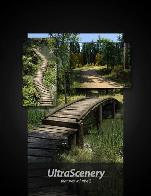 UltraScenery - Landscape Features Volume 2