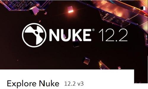The Foundry Nuke Studio 12.2v3 Win x64