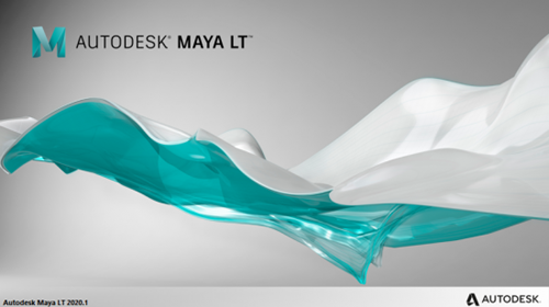 Autodesk Maya LT 2020.3 Win