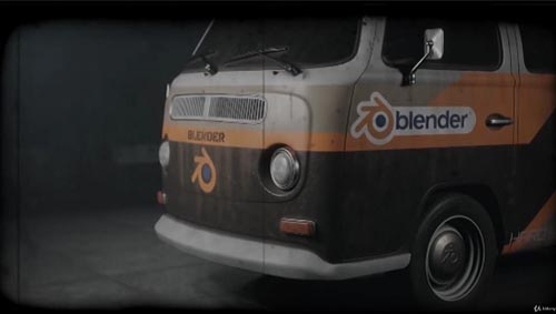 Udemy – BLENDER : Realistic Vehicle Creation From Start To Finish