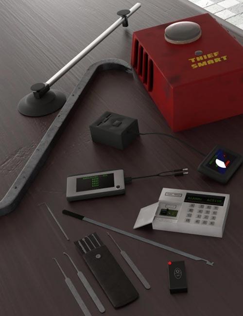 Thief Tools