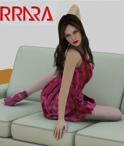 Carrara bridge to VWD Cloth and Hair