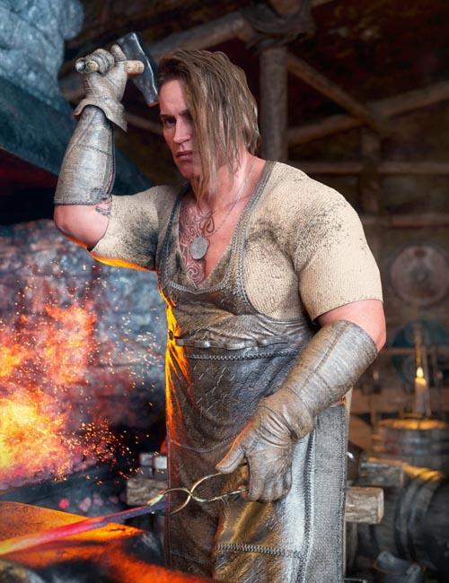Kjaer 8 Blacksmith Bundle