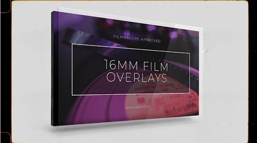 Vamify - 16mm Film Overlays