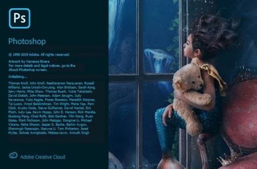 Adobe Photoshop 2020 v22.0.0.35 Win
