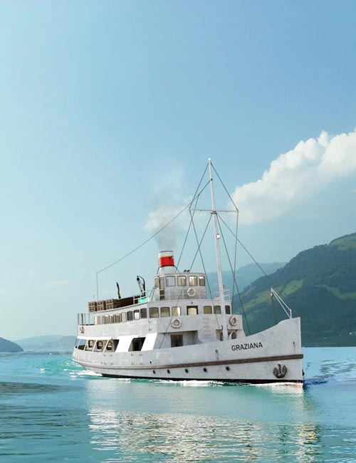 Graziana Boat