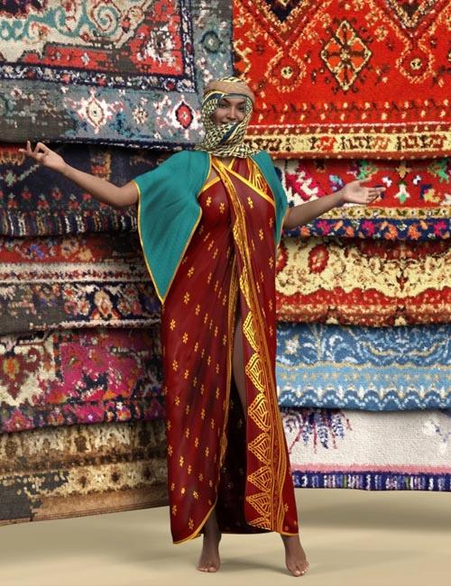 Carpet Shaders - Persian Rugs