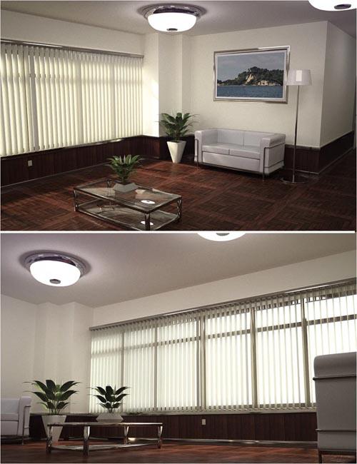 Utopia Living Room