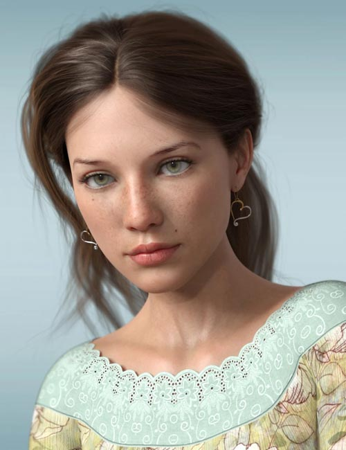 P3D Chrissy HD for Genesis 8 Female