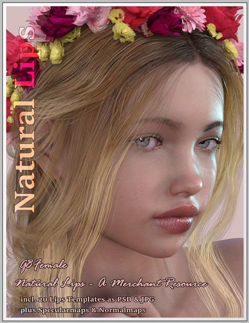 Natural Lips - Merchant Resource