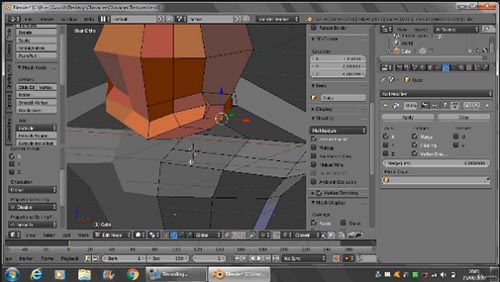 Udemy – Blender Game Character Modelling (Anatomy Low Poly) Course